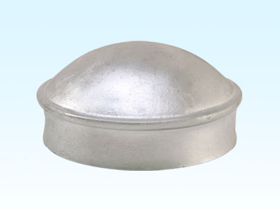Dome Cap - Pressed Steel - Oversized