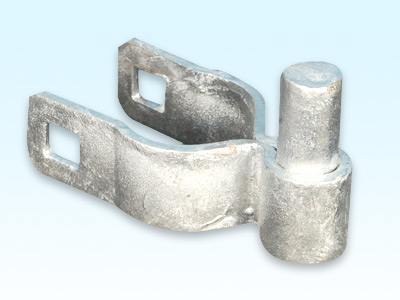 Male Hinge  - Pressed Steel